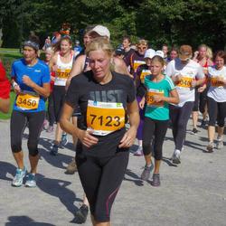 SEB Tallinna Maraton - Amdal Sissel Flåt (3450), Merike Protsin (7123)