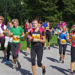 SEB Tallinna Maraton - Annika Loorits (6272), Jelena Virkki (7417)