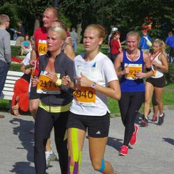 SEB Tallinna Maraton - Jaanika Palu (2174), Berit Rohtjärv (6940)