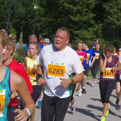 SEB Tallinna Maraton - Annabel Hiis (1495), Tarvo Peensalu (6283)