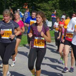 SEB Tallinna Maraton - Annabel Hiis (1495), Kristel Pahv (4189)