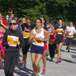 SEB Tallinna Maraton - Britta Pukk (6736), Sirli Ostrov (7021), Merilin Vahi (7414)