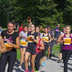 SEB Tallinna Maraton - Agnes Roolaid (3231), Liis Metsatalu (7141)