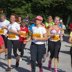 SEB Tallinna Maraton - Greete Genrihov (3658), Annika Kalbus (5408)