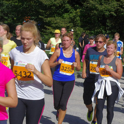 SEB Tallinna Maraton - Merlyn Loime (3258), Anna Leena Koržets (5432), Rita Erenvert (6767)