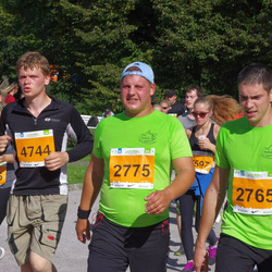SEB Tallinna Maraton - Brita Kärt Vähejaus (2145), Alexey Landar (2765), Aleksei Kuzmin (2775), Madis Tänava (4744)