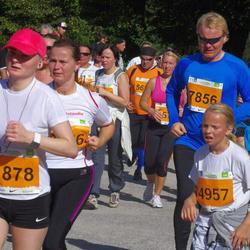 SEB Tallinna Maraton - Cathy Puusepp (1878), Marii Ert (4957),  (7856)