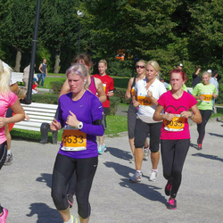 SEB Tallinna Maraton - Agne Sööt (3033), Kertu Jõgi (6633),  (7770)
