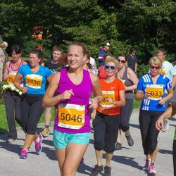 SEB Tallinna Maraton - Merle Saal (3496), Ramona-Riin Dremljuga (5046), Age Raam (7467)