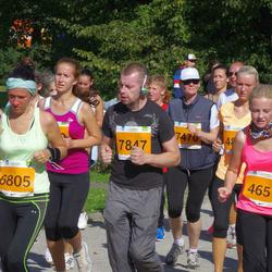 SEB Tallinna Maraton - Anita Tamm (4657), Liisa Rohtla (6805),  (7847)