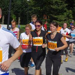 SEB Tallinna Maraton - Piia Kiivramees (6333), Anni Trikkant (6885)