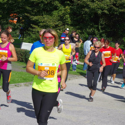 SEB Tallinna Maraton - Marcella Tammes (2208), Annika Kaljula (4385)