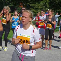 SEB Tallinna Maraton - Agnes Pihelpuu (5532), Kaija Vavilova (6147)