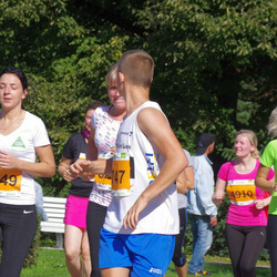 SEB Tallinna Maraton - Egle Põim (1549), Brandon Loorits (1747), Marja-Liisa Landar (2767)