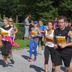 SEB Tallinna Maraton - Sergei Gerassimjak (5009), Anna Andrianova (5011)