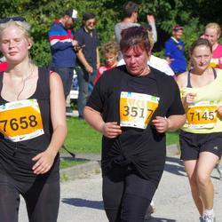 SEB Tallinna Maraton - Anastassia Samsonova (6517), Janne Voorel (7145), Anne-Mari Järve (7658)
