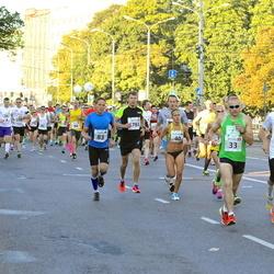 SEB Tallinna Maraton - Ritvars Lerme (33), Anastasia Kushnirenko (40), Toomas Laur (83), Saulius Litvinavicius (94), Morten Sætha (1784), Marko Punavaara (1881)