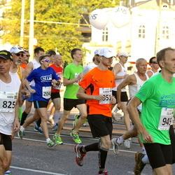 SEB Tallinna Maraton - Aadu Ojaste (825), Üllar Kaljumäe (945)