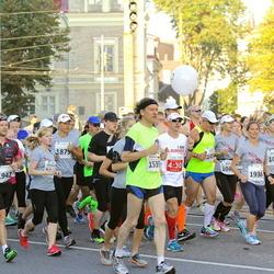 SEB Tallinna Maraton - Bogdan Palus (1535), Ülle Maiste (1936), Raino Einroos (1942)