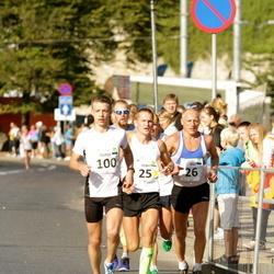 SEB Tallinna Maraton - Veiko Sulev (25), Ago Veilberg (26), Indrek Ilumäe (100)