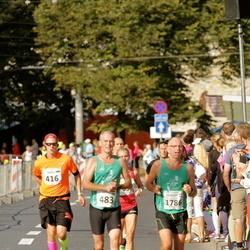 SEB Tallinna Maraton - Aarne Puisto (416), De Geert Lange (483), Zeijts Herbert Van (1786)