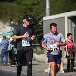 SEB Tallinna Maraton - Artur Gorzelak (1488), Teet Soomre (1553)