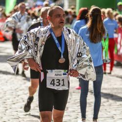 SEB Tallinna Maraton - Arno Vaik (431)