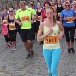 SEB Tallinna Maraton - Madis Gilden (3319), Anna Redikson (3617)