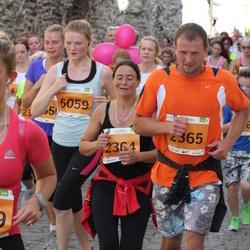 SEB Tallinna Maraton - Laila Meister (2364), Armin Vile (2365)
