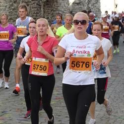 SEB Tallinna Maraton - Annika Veensalu (5676), Julia Kraam (5750)