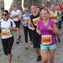 SEB Tallinna Maraton - Ramona-Riin Dremljuga (5046), Age Raam (7467)