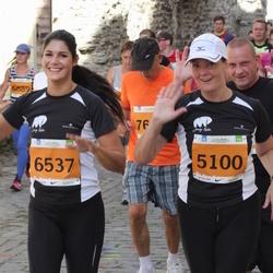SEB Tallinna Maraton - Anneli Parksepp (5100), Britta Roosileht (6537)