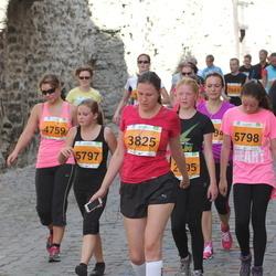 SEB Tallinna Maraton - Elena Maslennikova (3825), Anna Lumiste (4759), Ahti Lill (5194), Laura Palkov (5797), Annabel Kask (5798)