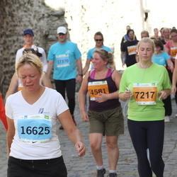 SEB Tallinna Maraton - Mare Jugandi (4208), Andra Nõlvak (7217)