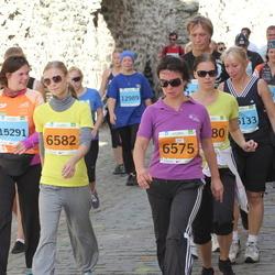 SEB Tallinna Maraton - Natalja Astahhova (2964), Anneli Tõnissoo (6575), Anastassia Berdnikova (6582)