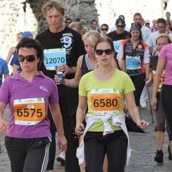 SEB Tallinna Maraton - Anneli Tõnissoo (6575), Thea Tüll (6580)