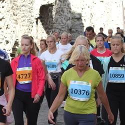 SEB Tallinna Maraton - Piret Randveer (4473), Annika Aasoja (4727)