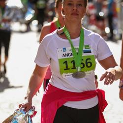 SEB Tallinna Maraton - Angelika Asper (1166)
