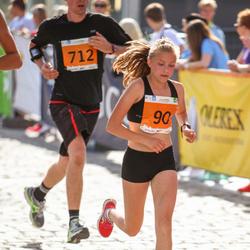 SEB Tallinna Maraton - Ksenia Savtšenko (90), Andre Põlm (712)