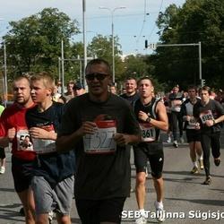 8. SEB Tallinna Sügisjooks - Helena Härm (525), Andre Vahar (3861), Margus Lõpp (4327), Peeter Kuznetsov (8182)
