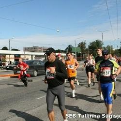 8. SEB Tallinna Sügisjooks - Aadu Roosileht (4838), Elmer Põld (5157)