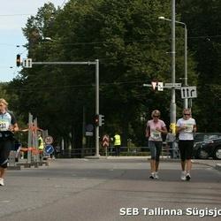 8. SEB Tallinna Sügisjooks - Age Roosipuu (231), Kaire Rästas (744)