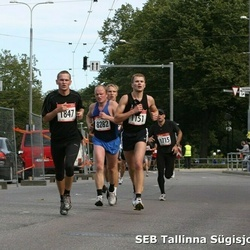 8. SEB Tallinna Sügisjooks - Aadam Viidalepp (1151), Veiko Sulev (1847), Viljar Villems (8282)