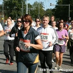 8. SEB Tallinna Sügisjooks - Anneli Tandorf (3402), Margus Krupp (3841), Peter Johanson (5128)