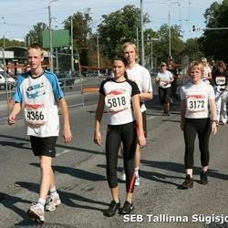 8. SEB Tallinna Sügisjooks - Ann Karafin (3172), Raul Kalbus (4366), Siret Kalbus (5818)