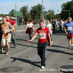 8. SEB Tallinna Sügisjooks - Arne Labe (4255), Heiko Kiisk (6388)