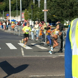 SEB Tallinna Maraton - Anastasia Kushnirenko (40), Indrek Tulp (1976)