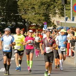 SEB Tallinna Maraton - Anders Forselius (872), Heiki Talvik (936), Juhan Muru (937), Raino Einroos (1942)