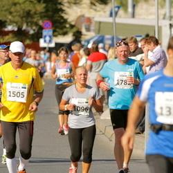 SEB Tallinna Maraton - Britt Pellä (1096), Andrus Kompus (1505), Göran Svensson (1782)
