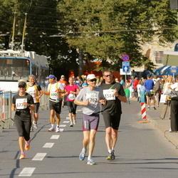 SEB Tallinna Maraton - Bernhard Hertinger (690), Mait Marran (1584), Juha Nurmela (1762)